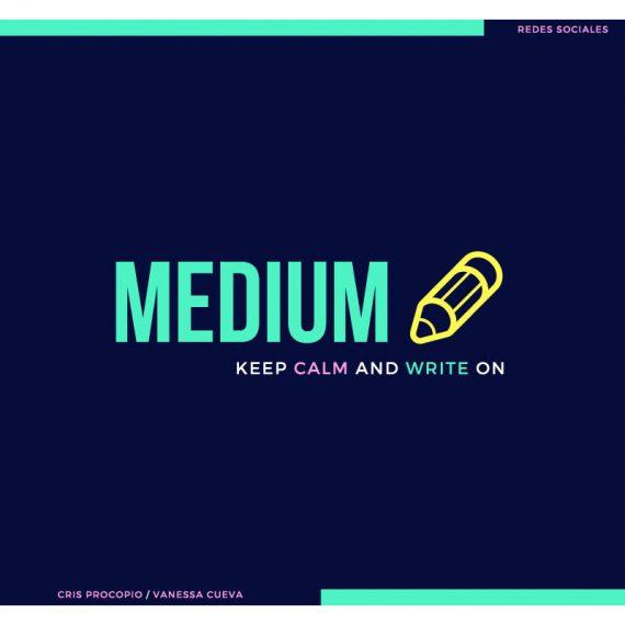 Red social Medium