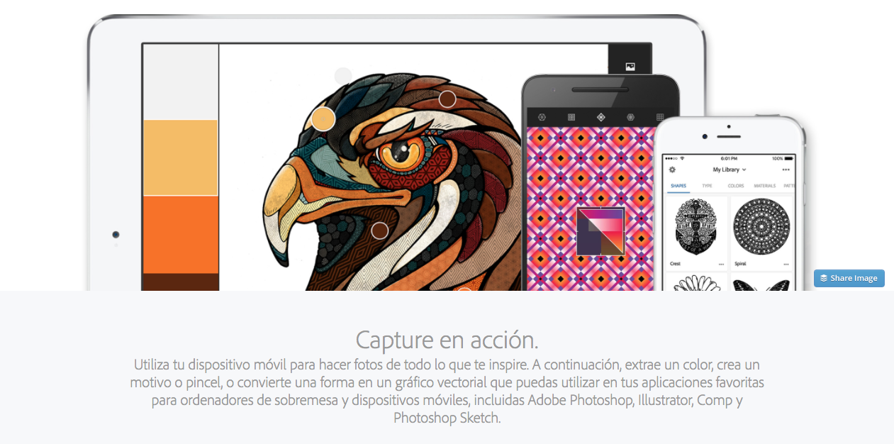 Adobe Capture CC