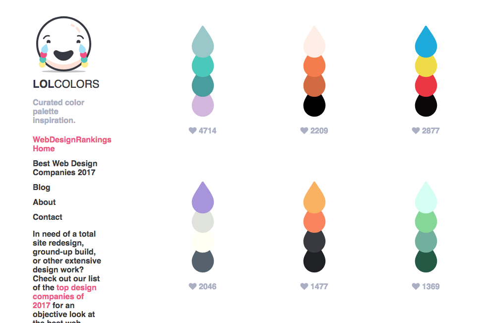 LOL colors