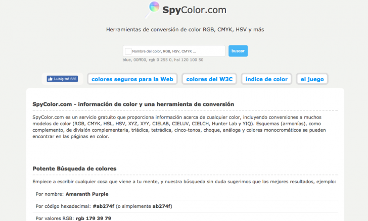 SpyColor