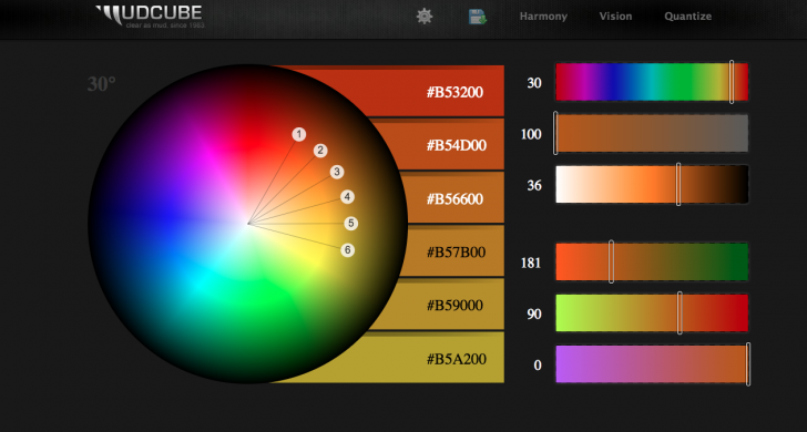 COLOR SPHERE!