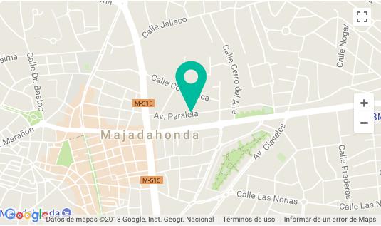 Mapa Diseñadora Grafica