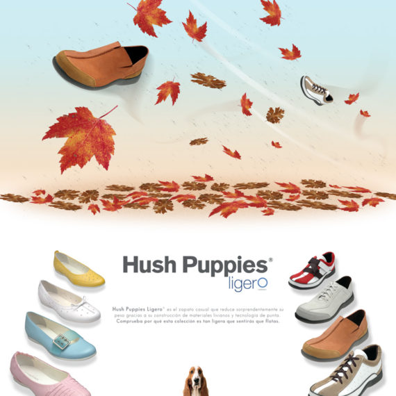 Cartel Promocional Zapatos