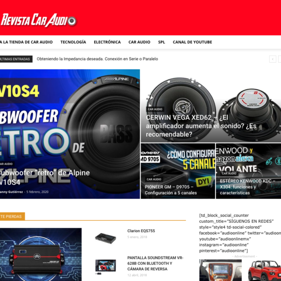 Blog Revista Car Audio