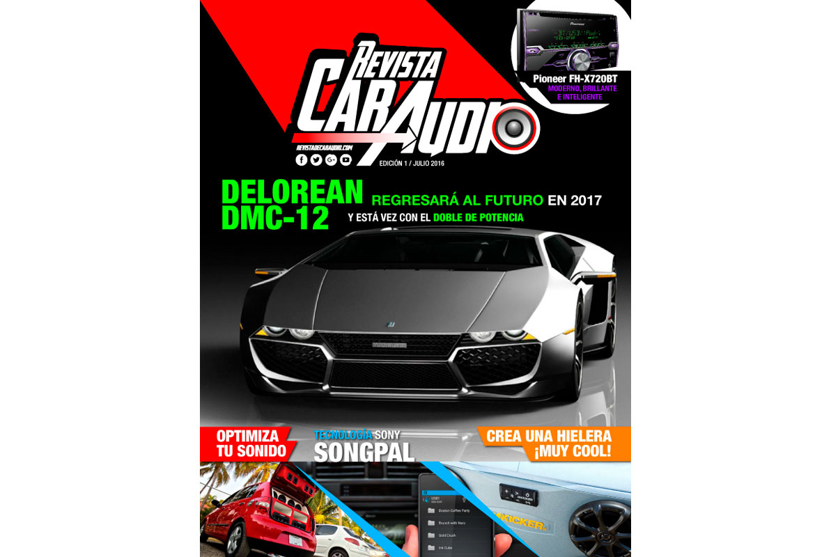 Revista Car Audio