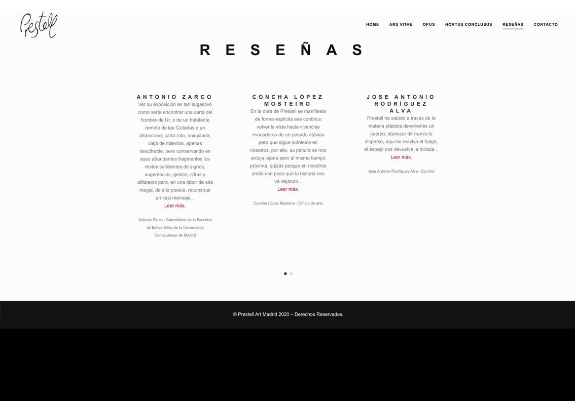 web de pintores españoles